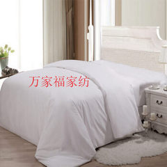 100% cotton encryption hotel gauze quilt cover ble 160 * 210