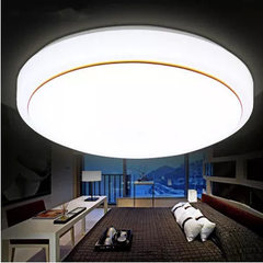 LED ceiling lamp bedroom lamp simple round balcony 5 w LED21 cm