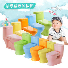 Manufacturer direct selling color bathroom childre B yellow complete set of accessories