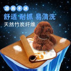 宠物用品宠物垫夏季凉席 双面可拆洗狗狗窝垫 宠物垫子批发 随机色 XS:34*29cm