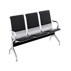 National baoyou zhengpin tieyi airport chair comme One person with pad 65*63*76cm