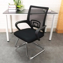 Computer office chair, conference chair, office ch Yungui jin shaanxi black jiliao