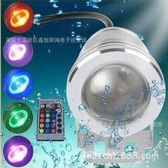 Fish tank lamp LED waterproof lamp color remote co 10