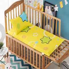 纯棉婴儿床上用品 儿童床垫 婴儿床垫 幼儿园床垫 宝宝褥子批发 情侣蓝