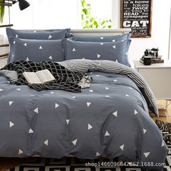 Wechat business hot style flamingo all cotton bedc Suitable for 200*230 covers
