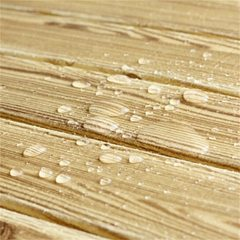 Self-adhesive retro wooden waterproof wall with cr Wood grain yellow brown 70*70