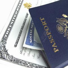Visa processing Work visa