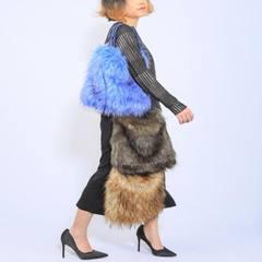 时尚女包 蓝色