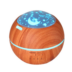 Ultrasound Household Creative Atmosphere Nightlight Aromatherapy Humidifier Mini Aromatherapy Machine