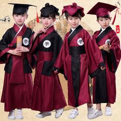 Children's doctor's clothing graduation dress, kindergarten bachelor's costume performance, primary school chorus costume, doctor's hat, costume.